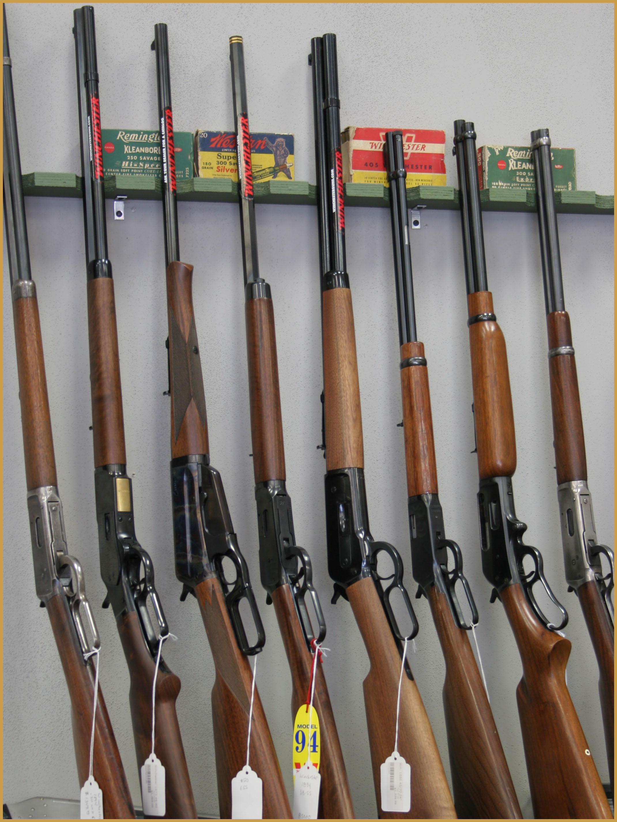 Gun and Ammo Sales